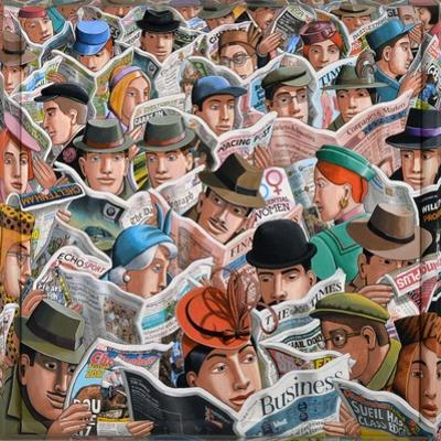 CHELTENHAM, 2017 by PJ Crook