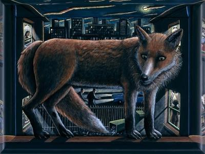 FOX, 2013 by PJ Crook