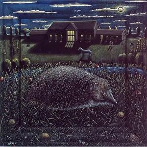 HEDGEHOG, 2014 by PJ Crook