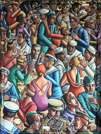 NIGHTCLUB, 2014 by PJ Crook