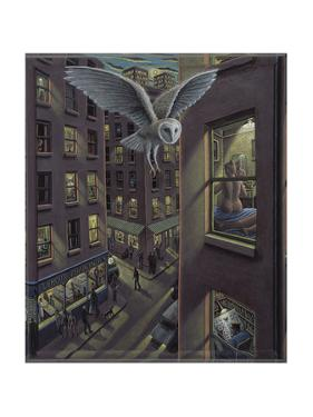 Nocturne, 2012 by PJ Crook