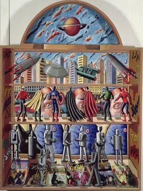 Super Tri-Fi, 2002 by PJ Crook