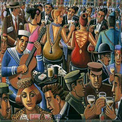 The Bar, 2015 by PJ Crook