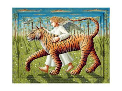 The Dove, the Tiger and the Angel, 2007