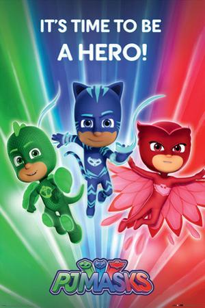PJ Masks - Be a Hero