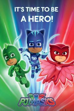 PJ Masks - Be a Hero