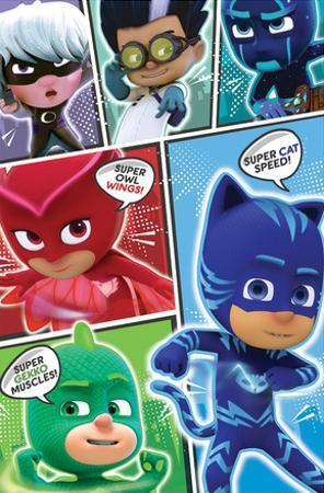 PJ Masks - Comic Strip