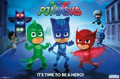 PJ Masks - Hero Time