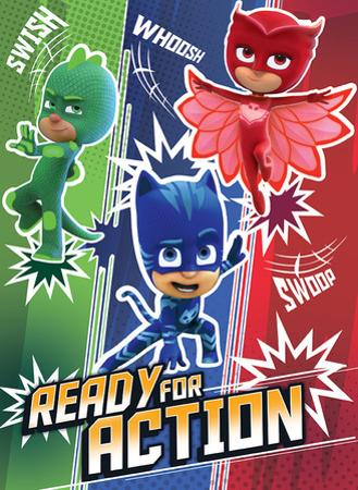 PJ Masks - Ready for Action