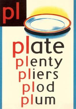 PL for Plate