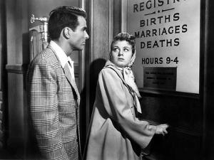 Place In The Sun, Montgomery Clift, Shelley Winters, 1951, License Bureau