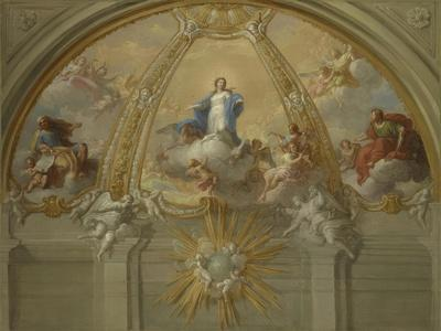 Immaculate Conception, c.1730