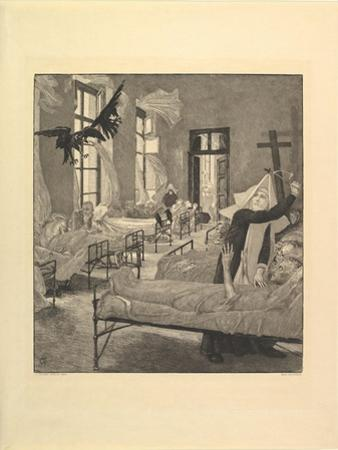 Plague (from the series On Death II), 1898-1910