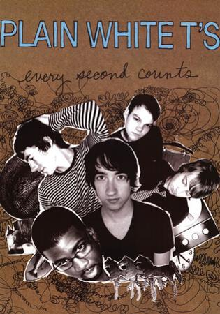 Plain White T's Group Music Poster Print