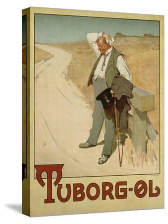 Advertising Poster for Tuborg Beer, 1900