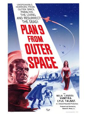 Plan 9 From Outer Space, 1959