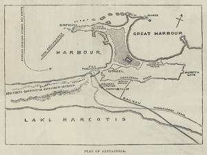 Plan of Alexandria