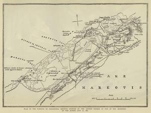 Plan of the Harbour of Alexandria