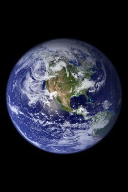 Planet Earth from Space (North America)