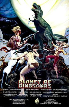 Planet of Dinosaurs, 1978