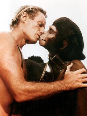 Planet Of The Apes, Charlton Heston, Kim Hunter, 1968