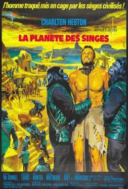Planet of the Apes - French Style