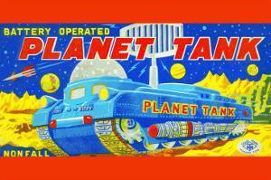 Planet Tank