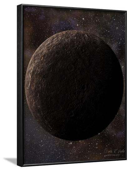Planet X--Framed Photographic Print