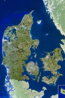 Denmark by PLANETOBSERVER