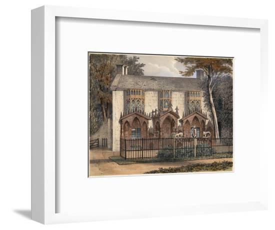 Plas Newydd C1850--Framed Giclee Print