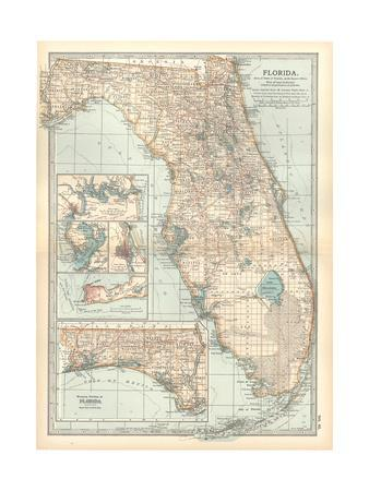 https://imgc.allpostersimages.com/img/posters/plate-81-map-of-florida-united-states-inset-maps-of-jacksonville_u-L-Q11071Q0.jpg?p=0