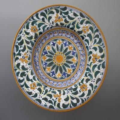 https://imgc.allpostersimages.com/img/posters/plate-decorated-with-central-flower-in-17th-century-caltagirone-style_u-L-PP09JK0.jpg?p=0