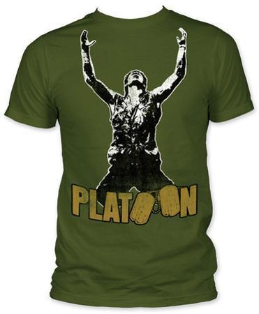 Platoon - Platoon Sgt. Elias