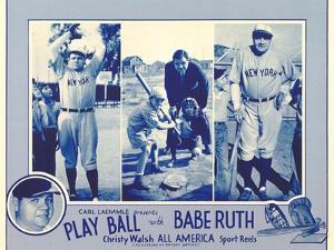 Play Ball With Babe Ruth, 1920