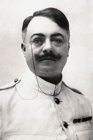 Courtice Pounds, English Singer and Actor, 1906