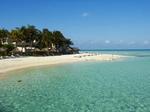 Playa Norte Beach, Isla Mujeres Island, Riviera Maya, Quintana Roo, Mexico, North America