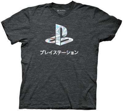 Playstation- Holographic Foil Logo