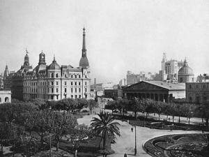 Plaza De La Victoria, Buenos Aires, Argentina