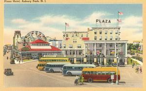 Plaza Hotel, Asbury Park, New Jersey