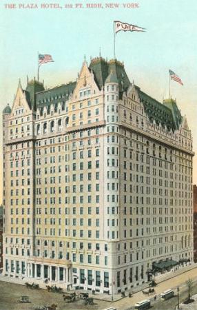 Plaza Hotel, New York City