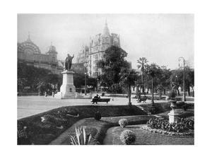 Plaza Libertad (Liberty Square), Buenos Aires, Argentina