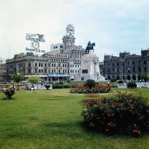 Plaza of San Martin