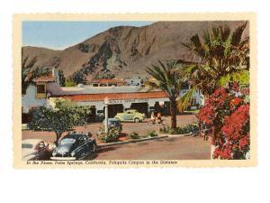 Plaza, Palm Springs, California