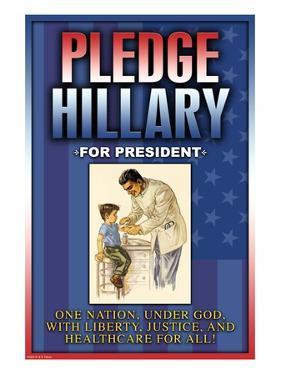 Pledge Hillary for President