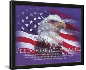 Pledge of Allegiance - Mini