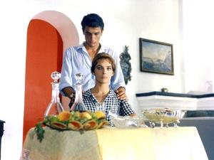 Plein Soleil PURPLE NOON by Rene Clement with Alain Delon and Marie Laforet, 1960 (photo)