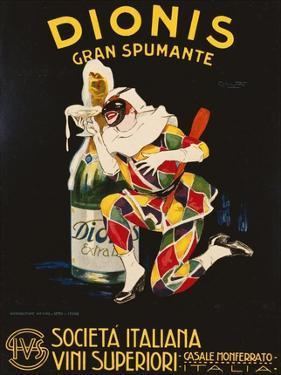 Dionis, 1928 by Plinio Codognato