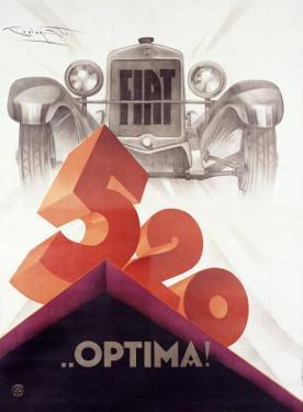 Fiat 520 by Plinio Codognato