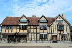 Birthplace of Shakespeare by pljvv