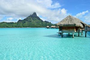 Luxury Overwater Vacation Resort on Bora Bora by pljvv